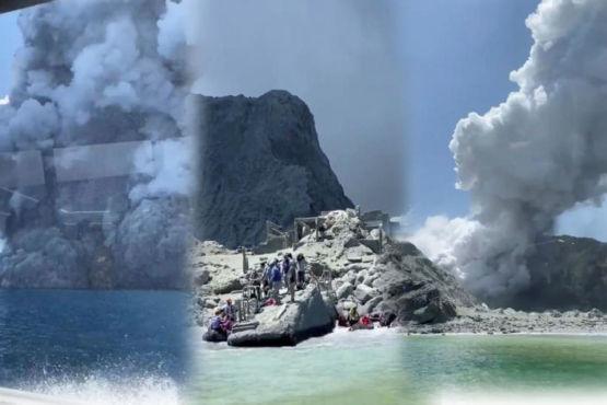 Κοσμική αστρολογία –  Έκρηξη ηφαιστείου στη Νέα Ζηλανδία
