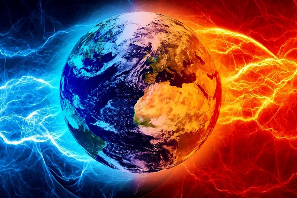 Ηλιακές καταιγίδες και σεισμική δραστηριότητα