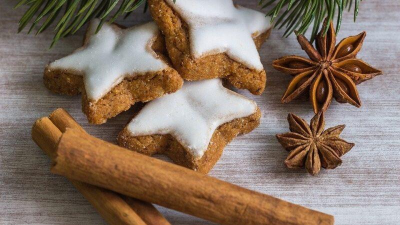 Χριστουγεννιάτικα μεθυσμένα Μπισκότα