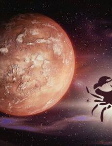 Άρης στον Καρκίνο 16 Μαΐου με 2 Ιουλίου 2019